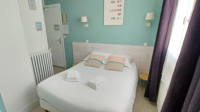 Chambres Hotel Royan
